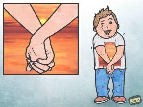 Ilustraciones sarcásticas que tendrás que ver dos veces paraentenderlas