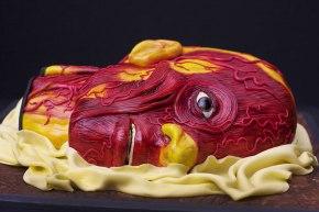Brutales pasteles originales