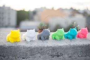 Bulbasaur imprimido en3D