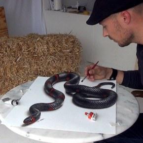Stefan Pabs, obras que huyen del papel a larealidad