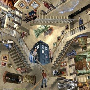 Asombrosas creaciones inspiradas en M.C.Escher