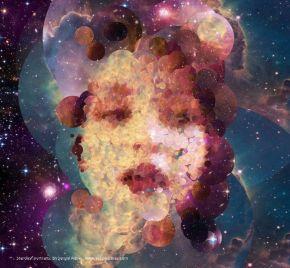 Los retratos cósmicos de SergioAlbiac