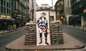 Blek Le Rat y su graffiti, una leyendaviviente